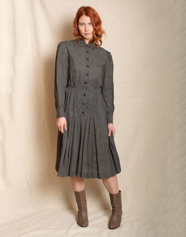 Brilliant Little Shirt Dress - Vintage