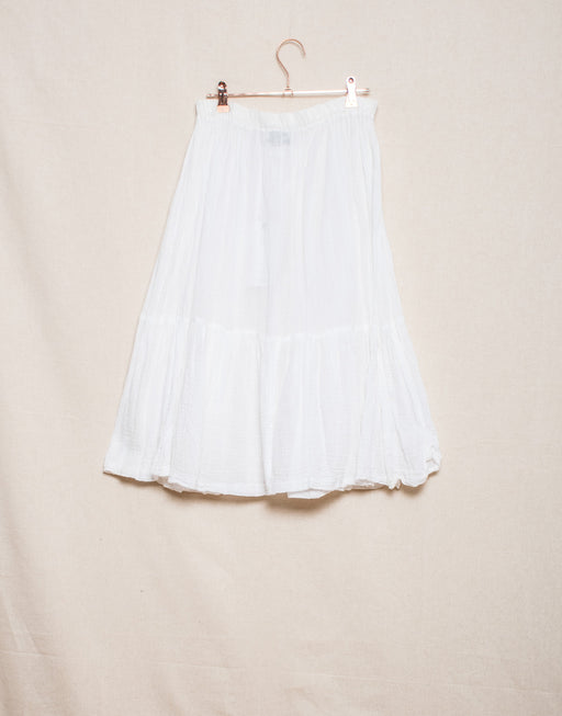 Light and lovely cotton skirt