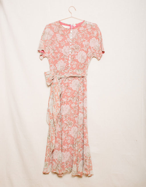 Floral to the Max - Maxi dress