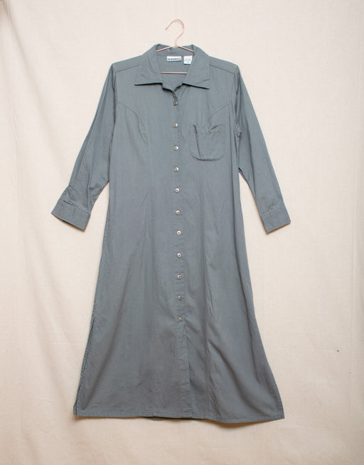 Sartorial Shirt Dress