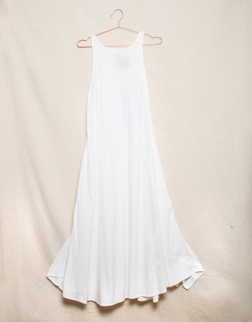 Assembly - White Maxi Dress