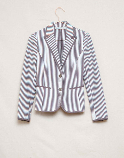 Zara Basic - Striped Jacket