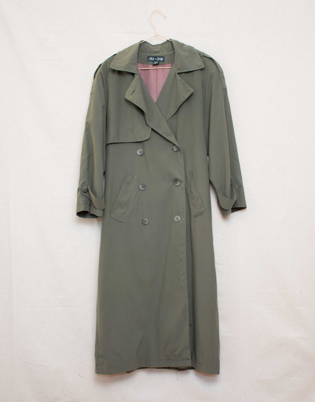 Steve & Searle - Trench Coat