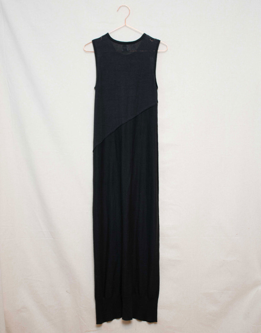 DKNY Sleeveless Maxi Dress