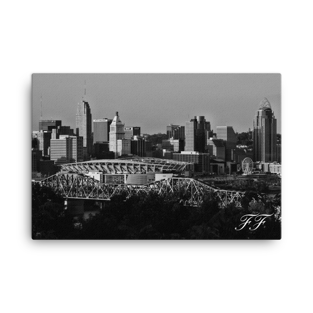 Cincinnati Canvas