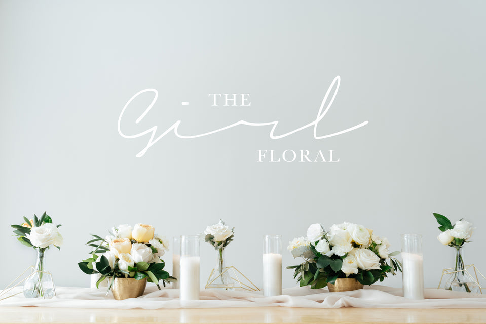 The Girl Florist: Kitchener-Waterloo Floral Design & Flower Delivery ...