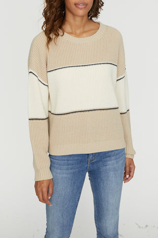 Billie Colourblock Sweater