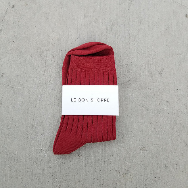 Le Bon Shoppe Solid Socks