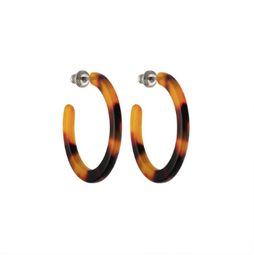 Machete Earrings - Mini Hoop