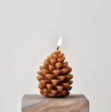 East City Candle Pinecones