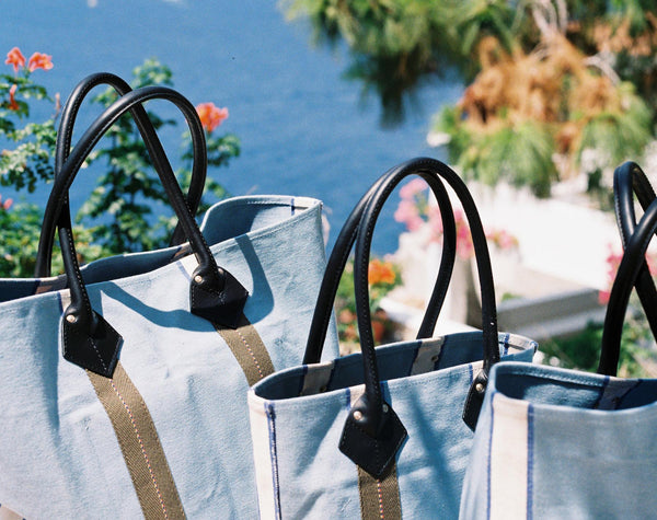 The ultimate summer tote bag