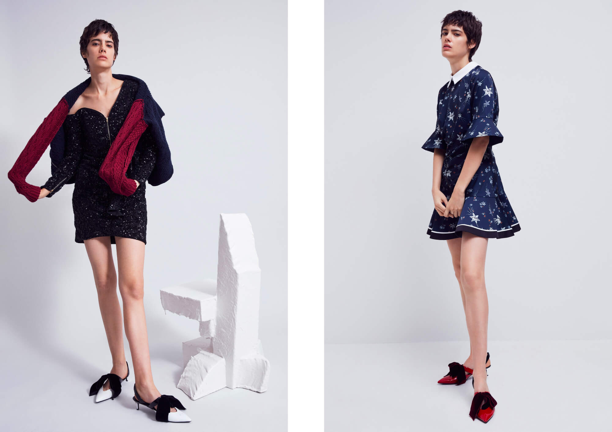 Self Portrait Studio Resort 2019 Collection Grace Melbourne