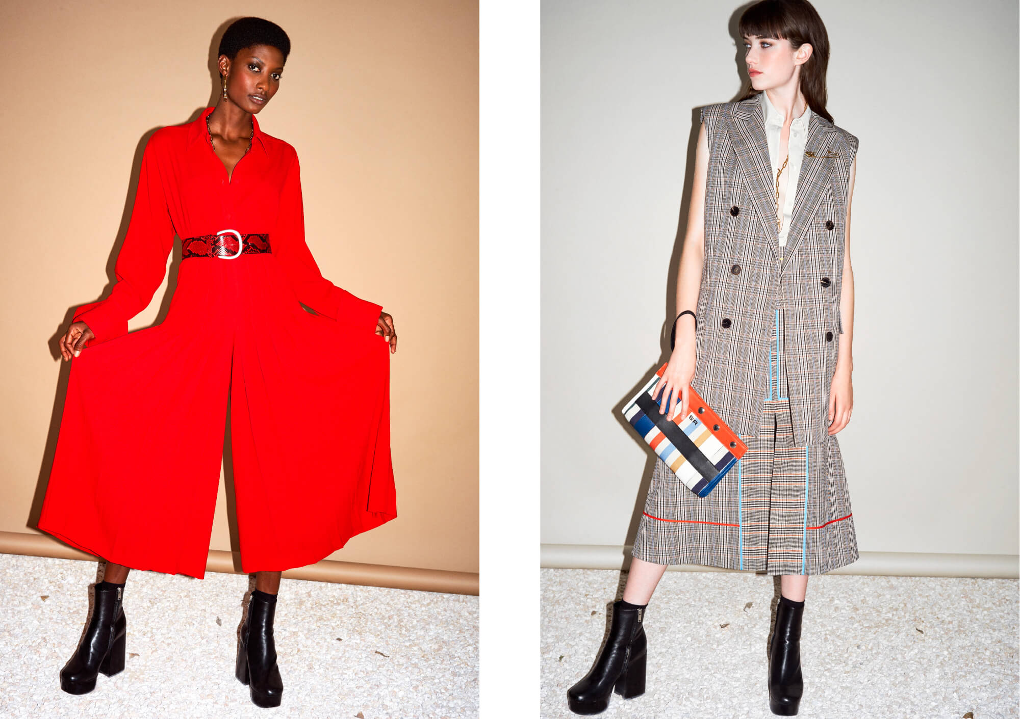 Sonia Rykiel Resort 2019 Collection Grace Melbourne