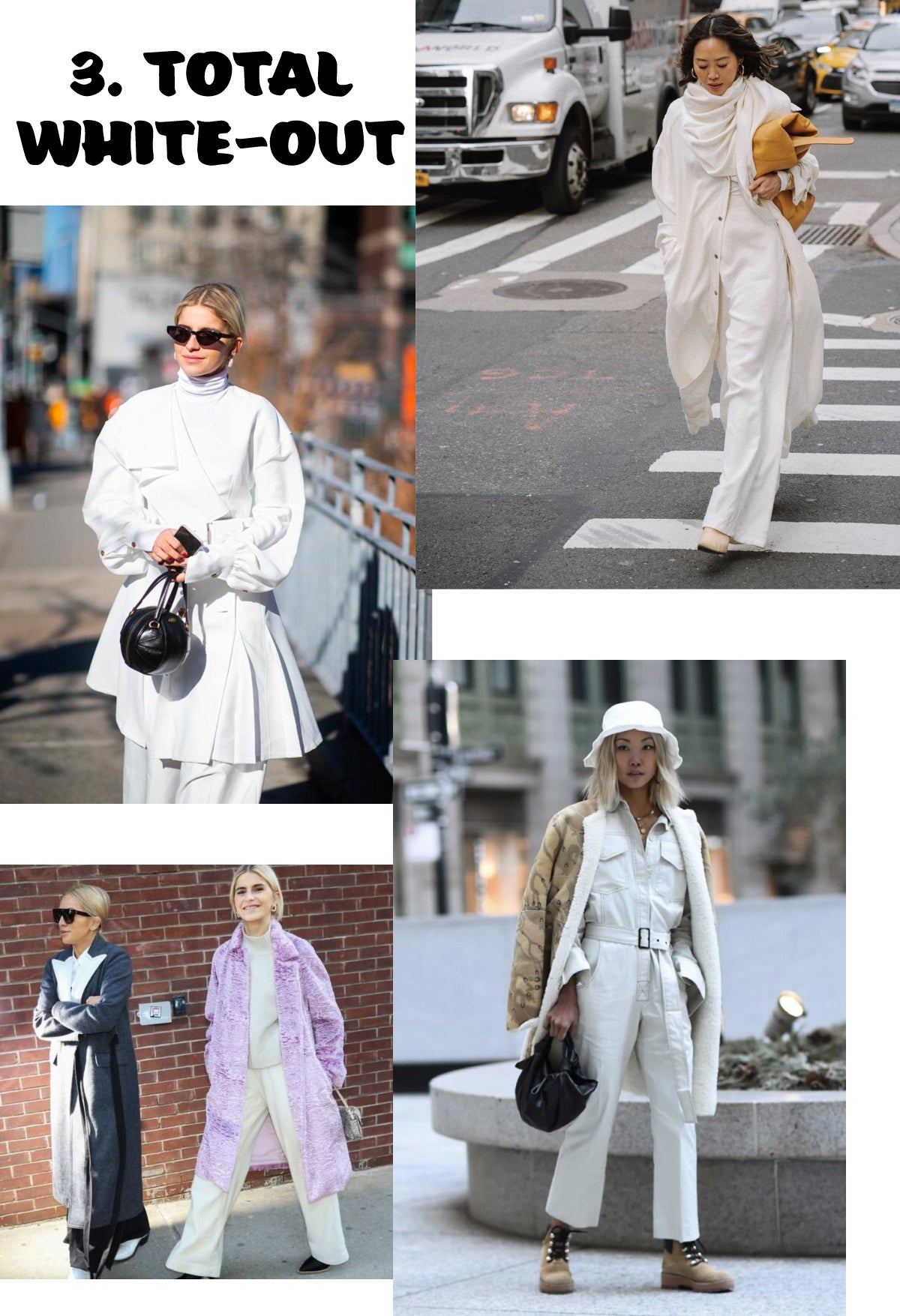 White Out NYFW Trend Report 2019