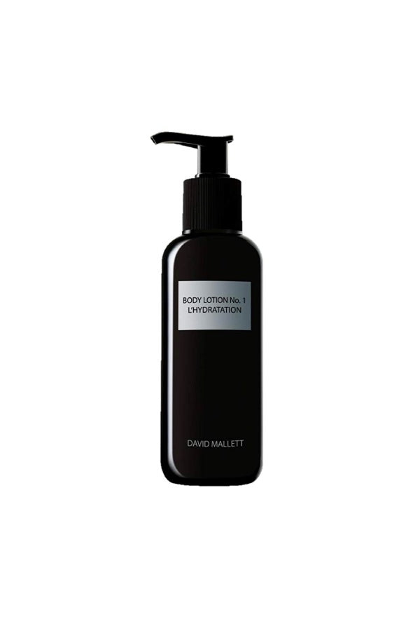 David Mallett Body Lotion No.1 L'Hydratation (4386055815303)