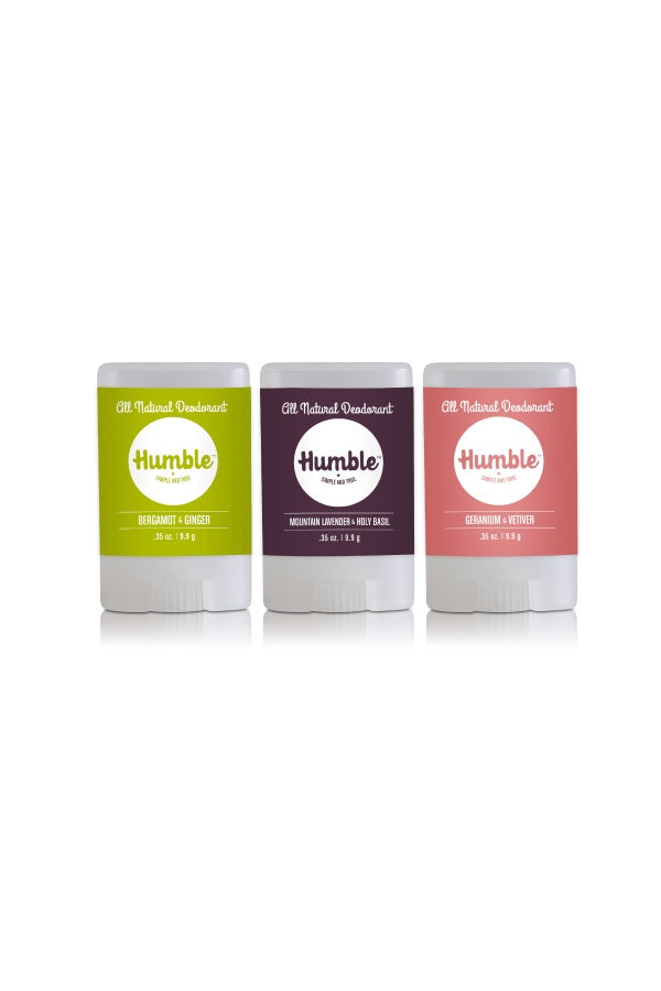 Humble Original Formula Travel Size Deodorant