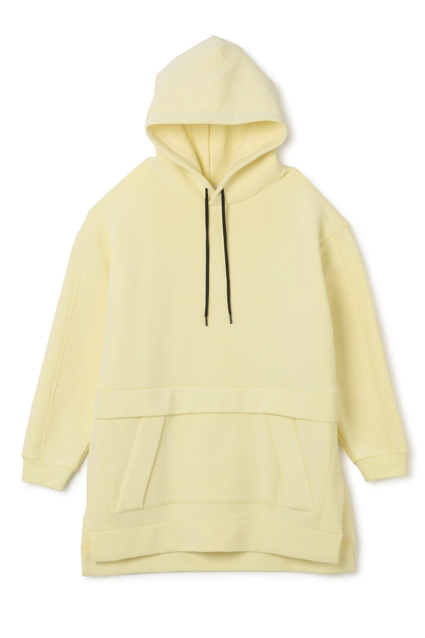 3.1 Phillip Lim E211-1526ACU Air Cushion Oversized Hoodie - Pale Yellow