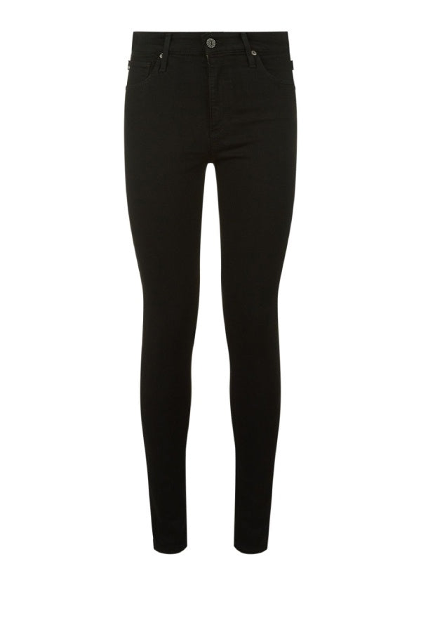 AG The Farrah Skinny - Super Black
