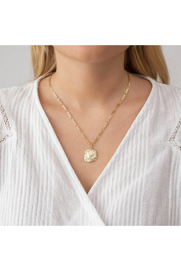 Anni Lu The Shella Necklace - Gold