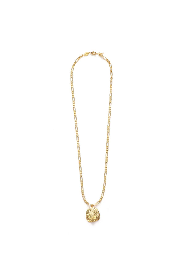 Anni Lu 201-20-43 The Shella Necklace - Gold
