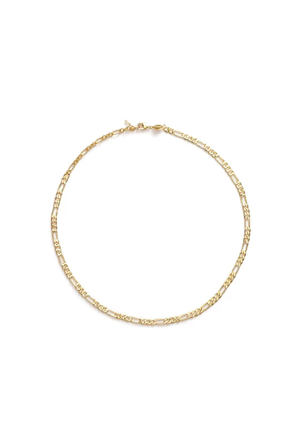 Anni Lu 201-20-72 Figaro Necklace - Gold