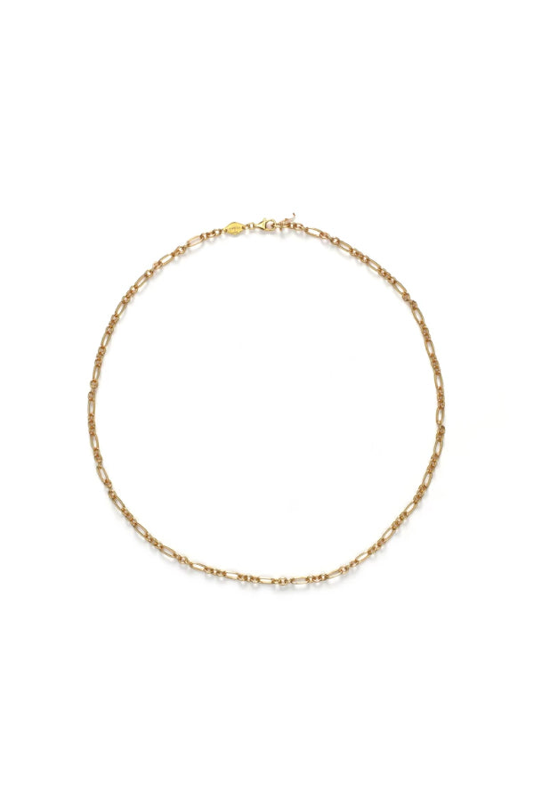 Anni Lu 191-20-53 Lynx Necklace -  Gold