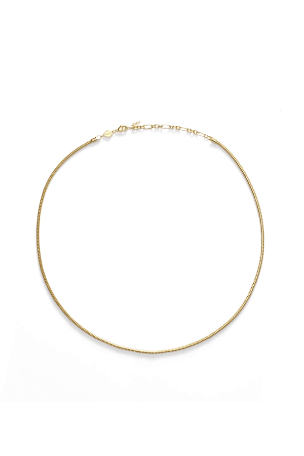 Anni Lu 211-20-64 Golden Mamba Necklace - Gold