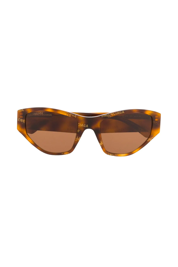 Balenciaga BB0097S003 Cat Eye Sunglasses - Havana