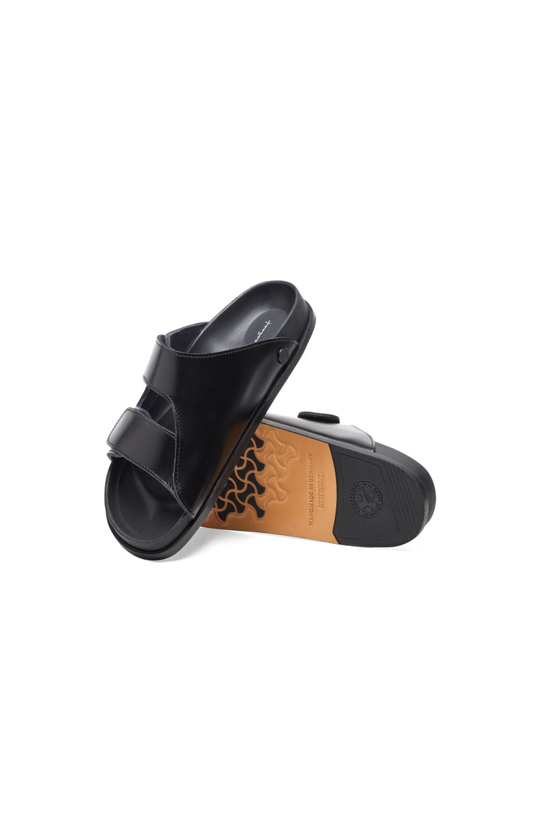 Birkenstock X Toogood 1020822 The Forager Leather - Black Pair