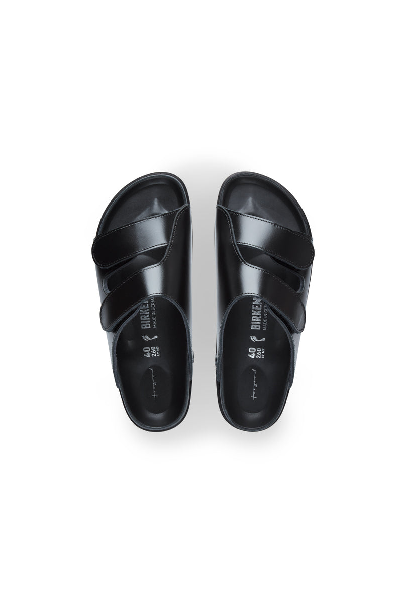 Birkenstock X Toogood 1020822 The Forager Leather - Black Top