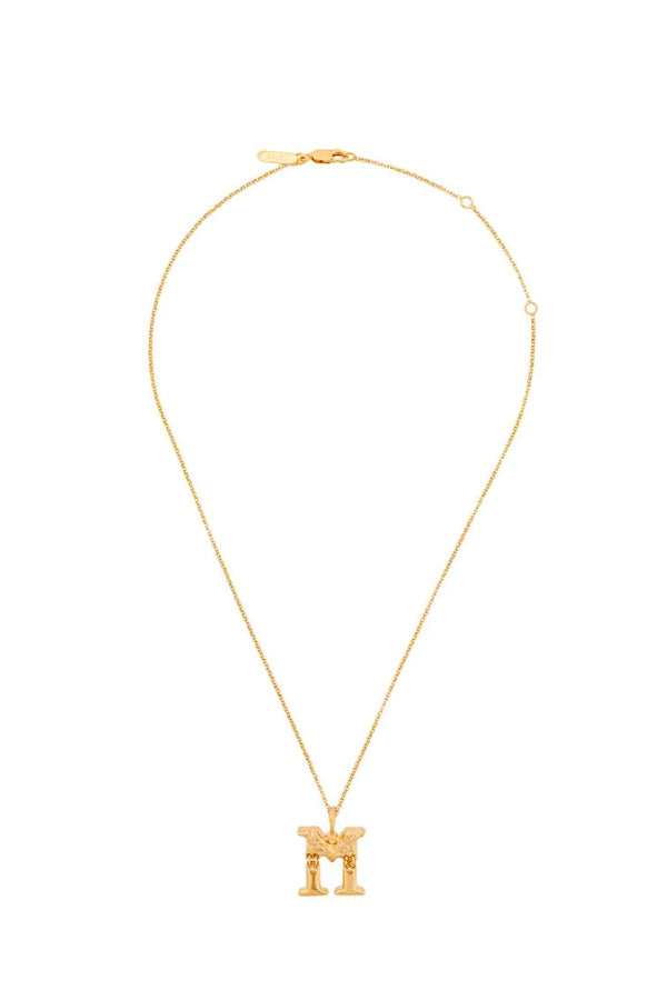 Chloé Alphabet Chain Necklace - M