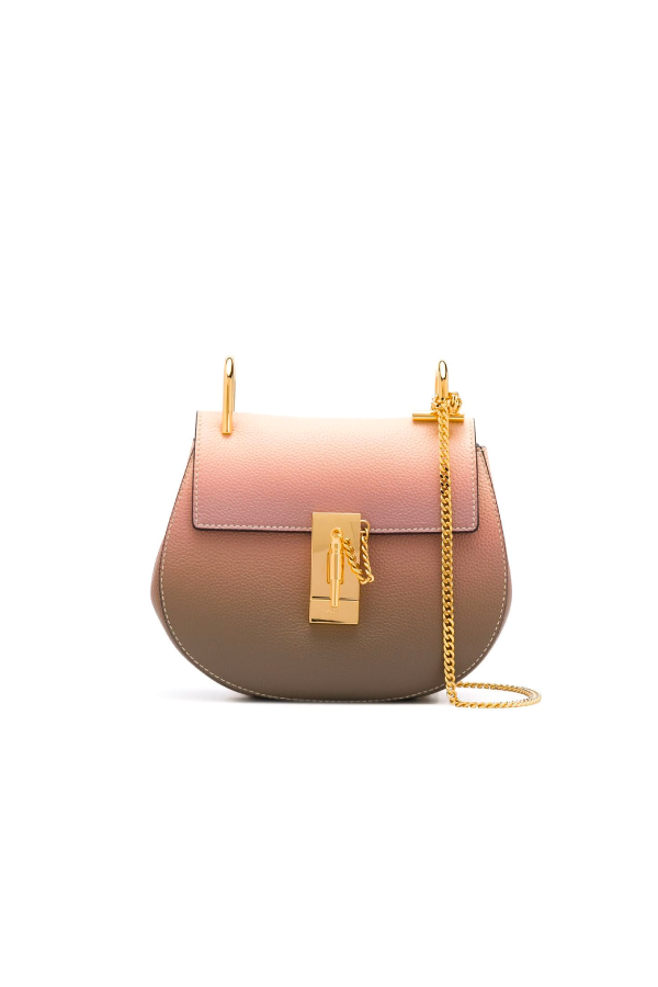 Chloé Colour CHC20US032C95. Shading Drew Bag - Pink