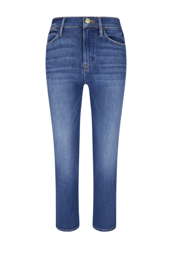 Frame Denim Le High Straight - Bestia