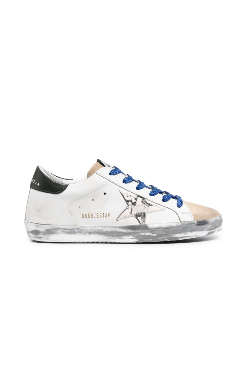 Golden Goose GWF00101.F000132.80219 Superstar Sneaker - Cappucino/ White