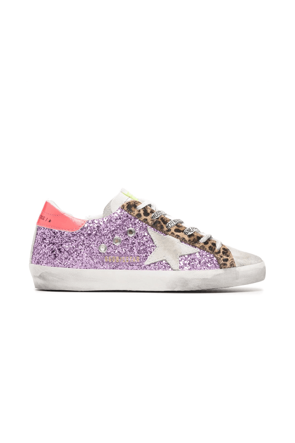 Golden Goose GWF00101.F000247.80258 Superstar Sneaker - Pink/ Ice