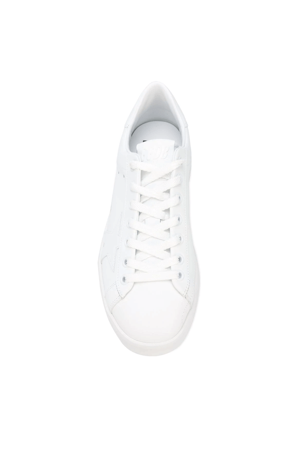 Golden Goose GWF00124.F000541.10100 Pure Star Sneaker - Optic White Top