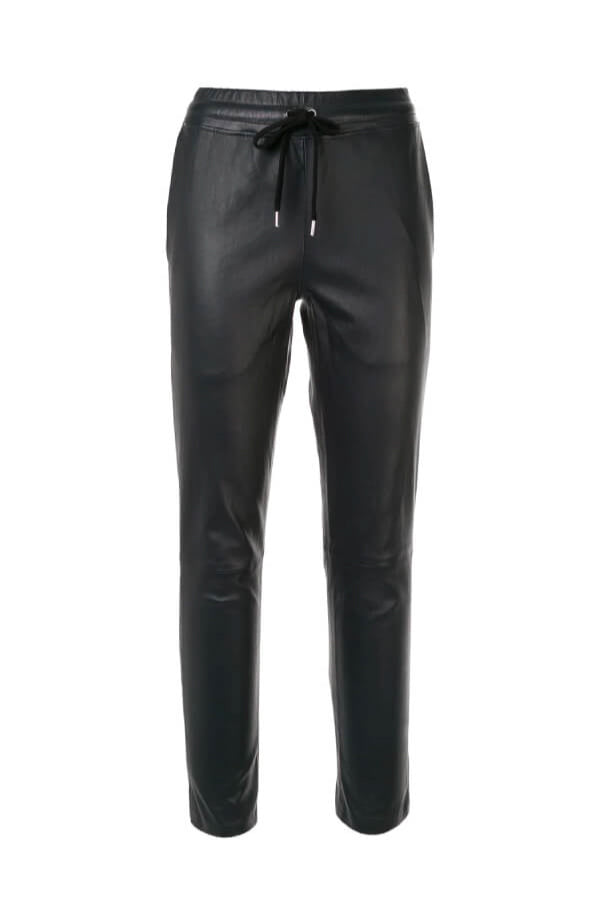 Ines Marechal Euphorie Leather Pants - Noir