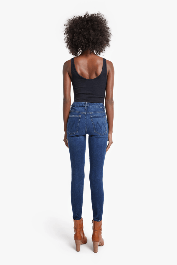 Mother Denim 1221-661 The High Waisted Looker - Until Next Time Back