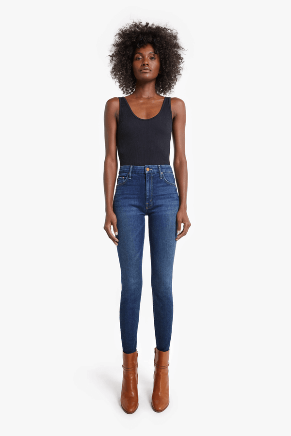 Mother Denim 1221-661 The High Waisted Looker - Until Next Time Front