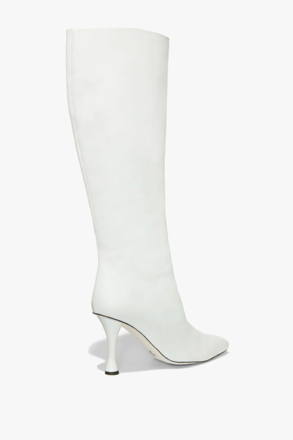 Proenza Schouler Knee High Boot - White (4777957392519)