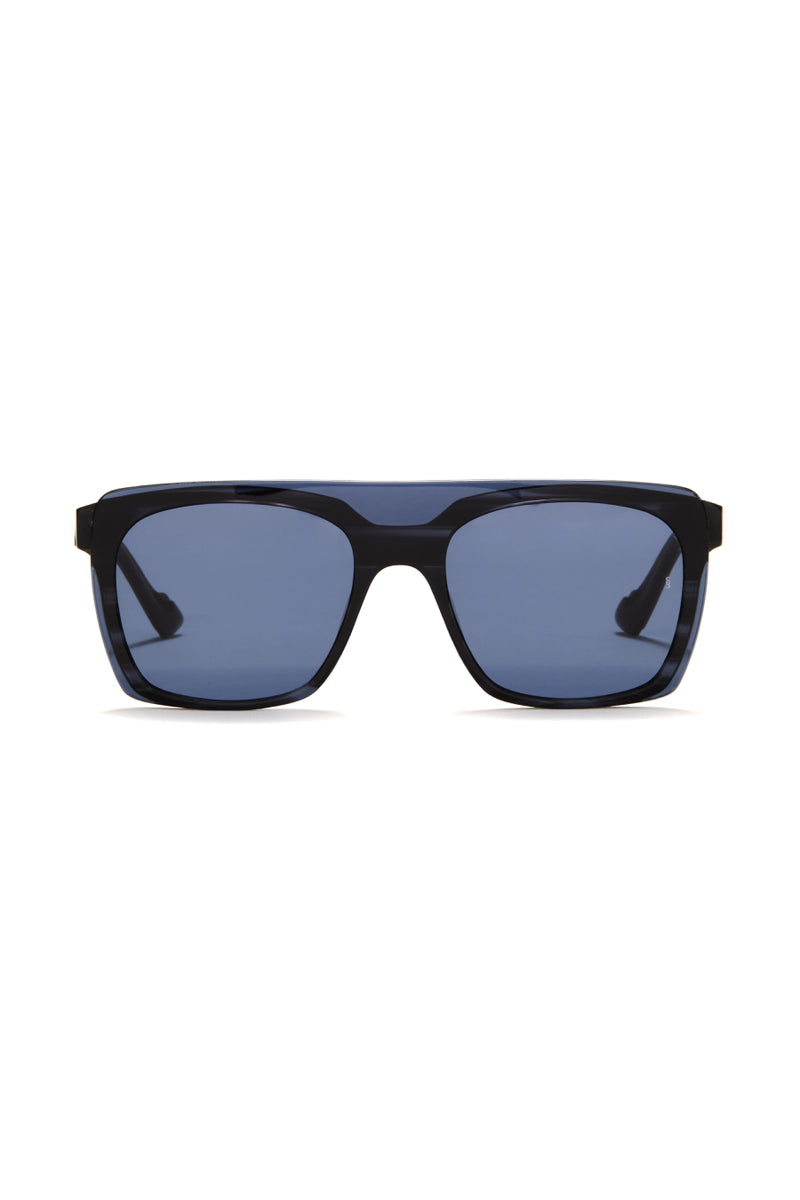 Sunday Somewhere Drew Sunglasses - Blue
