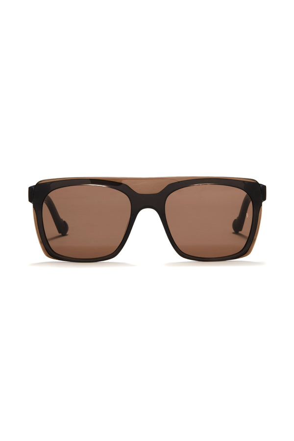 Sunday Somewhere Drew Sunglasses - Brown