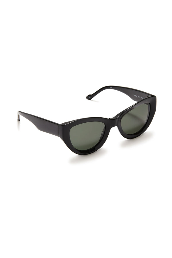 Sunday Somewhere Harper Sunglasses - Black Side