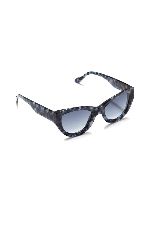 Sunday Somewhere Harper Sunglasses - Blue Side