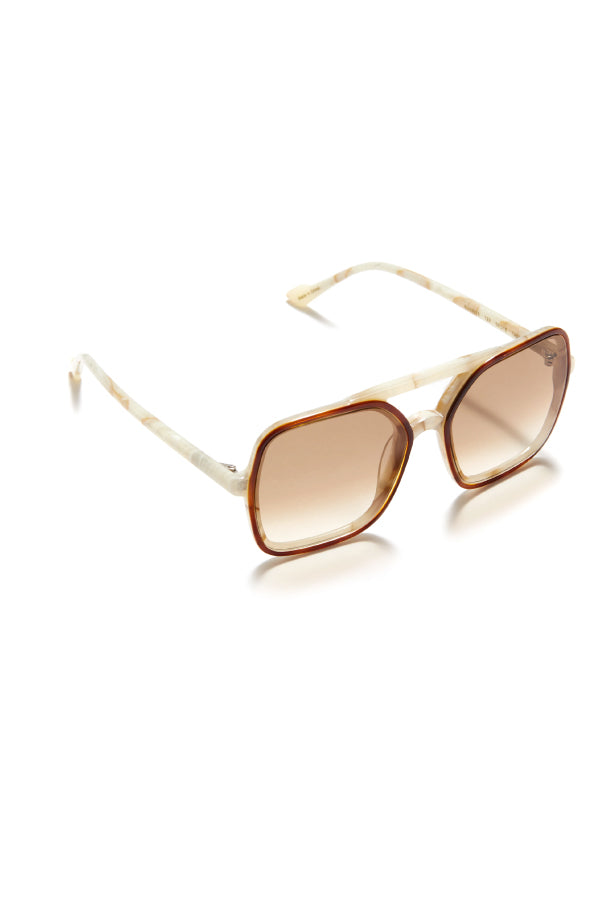 Sunday Somewhere Atlas Sunglasses - Tort
