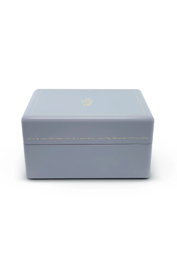 Trove Mini Trunk - Evening Blue