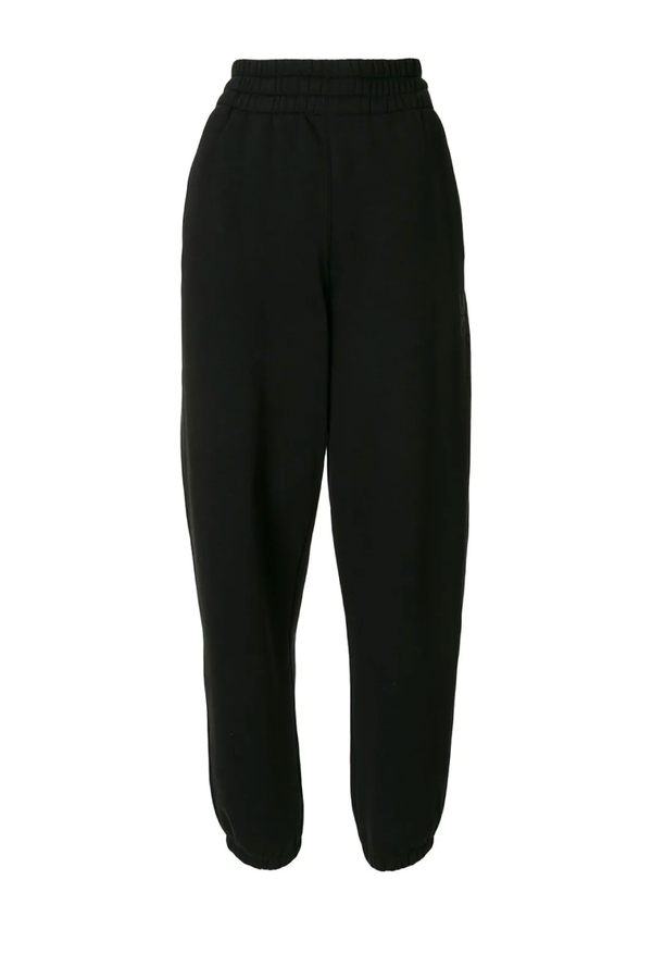 Alexander Wang.T 4CC1204061 Foundation Terry Sweatpant - Black
