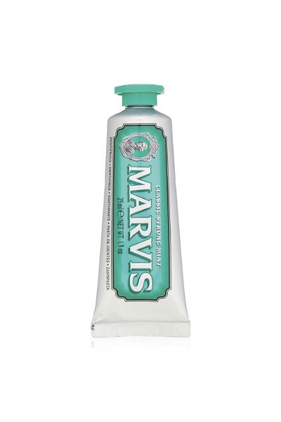 Marvis Classic Strong Mint Toothpaste - Travel Size (612056334389)