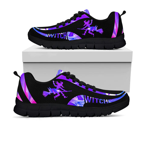 Unisex 3D Comfortable Witch Sneakers
