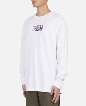 Survive Graphics L/S T-Shirt (White)